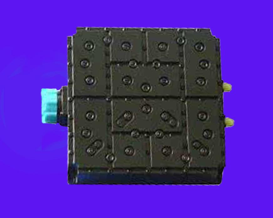 S波段带通滤波器